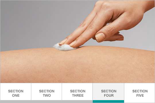 Repeat steps for additional injections